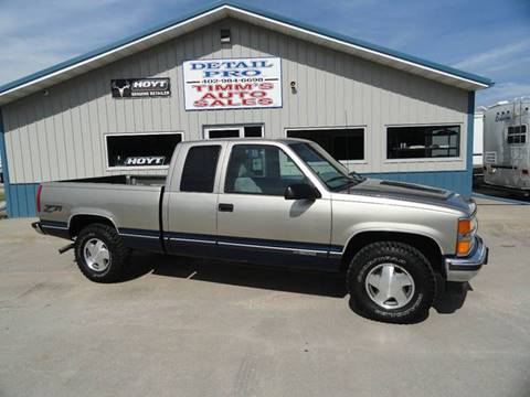 1998 Chevrolet C/K 1500 Series for sale in Hastings, NE