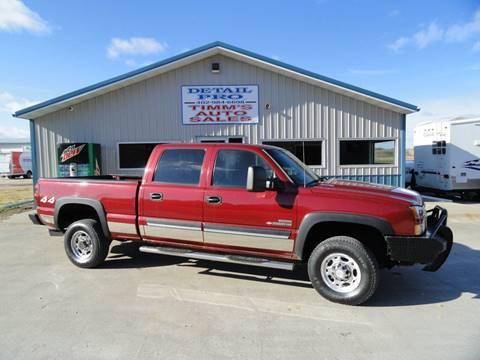 2006 Chevrolet Silverado 2500HD for sale in Hastings, NE