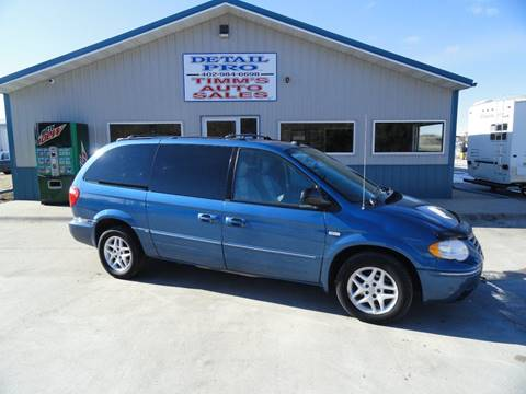 2005 Chrysler Town and Country for sale in Hastings, NE