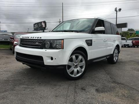 2012 Land Rover Range Rover Sport for sale in Columbia, SC