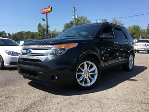 2013 Ford Explorer for sale in Columbia, SC