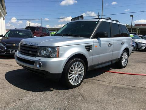 2007 Land Rover Range Rover Sport for sale in Columbia, SC