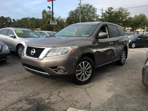 2013 Nissan Pathfinder for sale in Columbia, SC