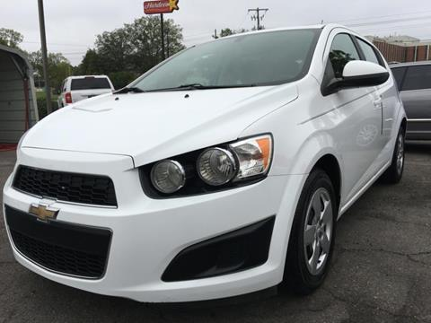 2014 Chevrolet Sonic for sale in Columbia, SC