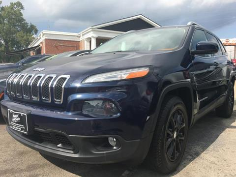 2014 Jeep Cherokee for sale in Columbia, SC