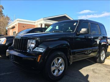 2012 Jeep Liberty for sale in Columbia, SC