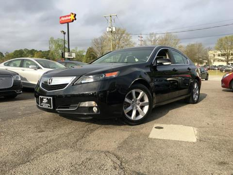 2013 Acura TL for sale in Columbia, SC