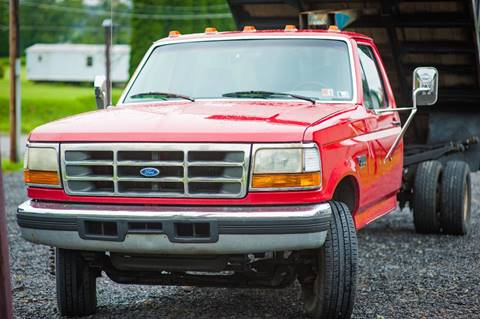 1996 Ford F-350 Super Duty for sale in Bloomsburg Pa, PA