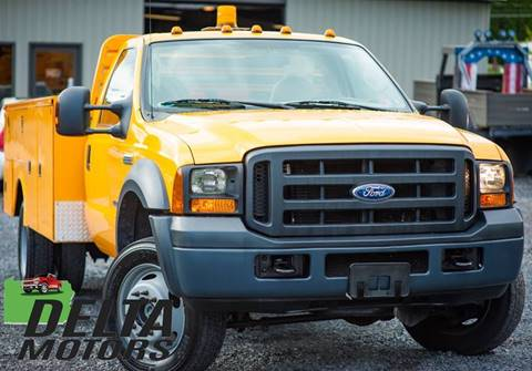 2006 Ford F-550 for sale in Bloomsburg Pa, PA