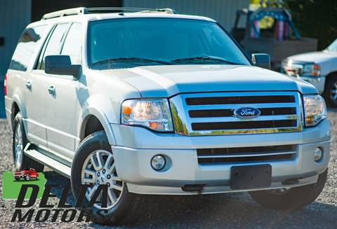 2014 Ford Expedition EL for sale in Bloomsburg Pa, PA