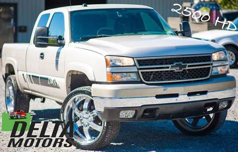 2005 Chevrolet Silverado 2500HD for sale in Bloomsburg Pa, PA
