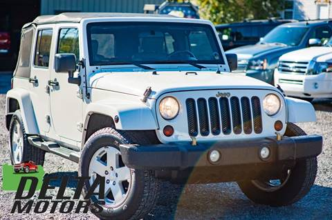 2010 Jeep Wrangler Unlimited for sale in Bloomsburg Pa, PA