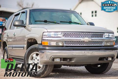 2001 Chevrolet Tahoe For Sale In Bloomsburg Pa PA