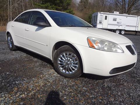 2007 Pontiac G6 for sale in Bloomsburg, PA