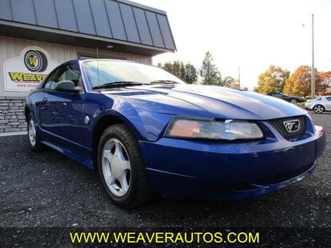 2004 Ford Mustang for sale in Ephrata, PA