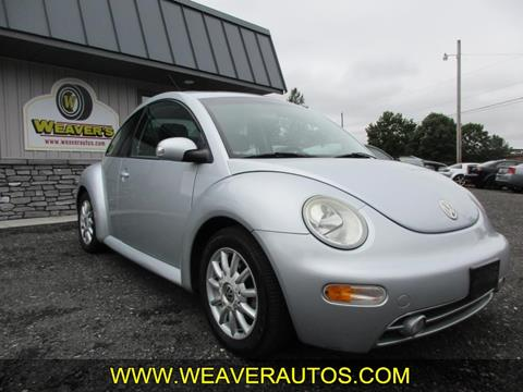 2005 Volkswagen New Beetle for sale in Ephrata, PA