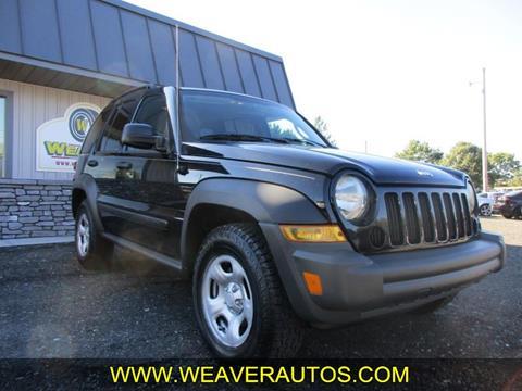 2007 Jeep Liberty for sale in Ephrata, PA