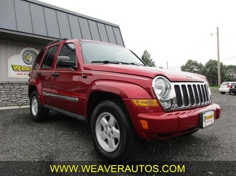 2007 Jeep Liberty for sale in Ephrata, PA