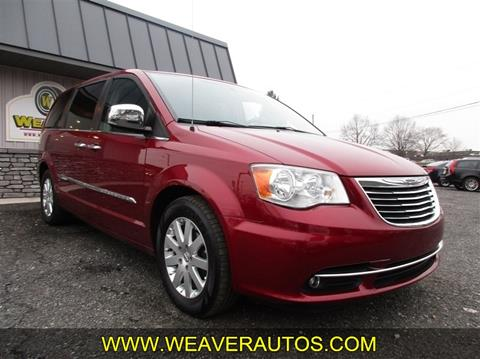chrysler town and country for sale in ephrata pa. Black Bedroom Furniture Sets. Home Design Ideas