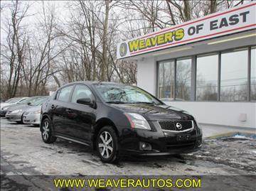 2012 Nissan Sentra for sale in Ephrata, PA