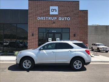 2013 Chevrolet Equinox for sale in Lindon, UT