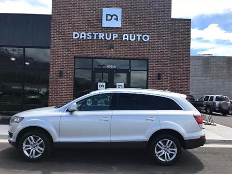 2009 Audi Q7 for sale in Lindon, UT