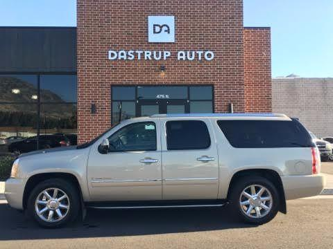 2009 GMC Yukon XL for sale at DASTRUP AUTO in Lindon UT