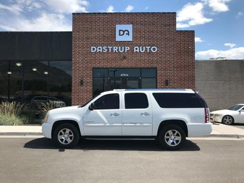 2008 GMC Yukon XL for sale in Lindon, UT