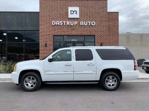 2007 GMC Yukon XL for sale in Lindon, UT