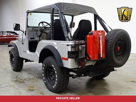 1975 Jeep Wrangler Sport for sale in Lindon, CA