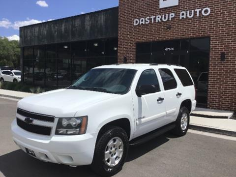 Used Chevy Tahoe >> 2009 Chevrolet Tahoe For Sale In Lindon Ut