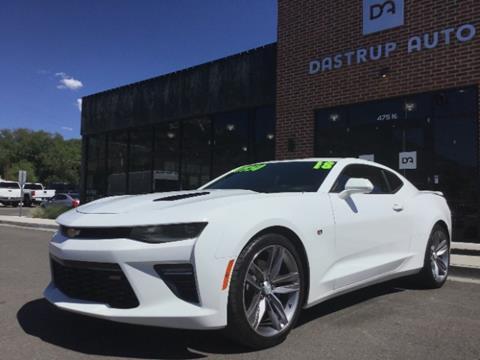 2018 Chevrolet Camaro for sale in Lindon, UT