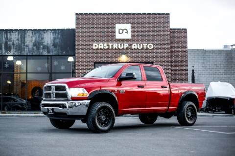 2012 RAM Ram Pickup 2500 ST for sale at Dastrup Auto in Lindon UT