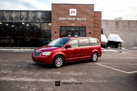 2008 Chrysler Town and Country Touring for sale at Dastrup Auto in Lindon UT