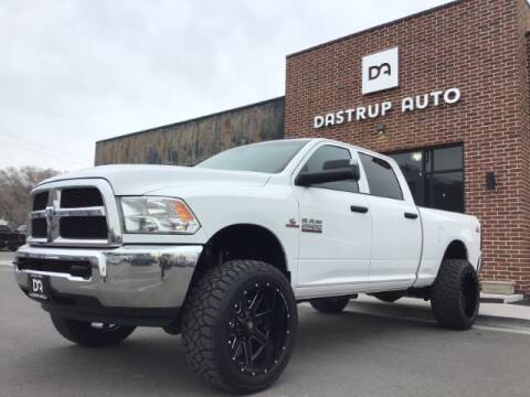 2017 RAM Ram Pickup 2500 Tradesman for sale at Dastrup Auto in Lindon UT