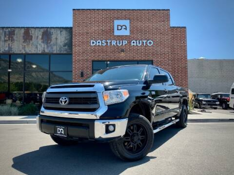 2014 Toyota Tundra for sale at Dastrup Auto in Lindon UT