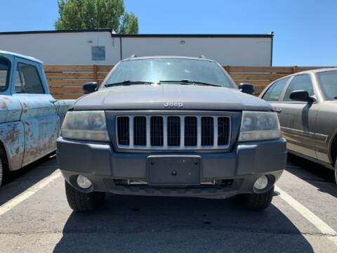 2004 Jeep Grand Cherokee for sale at Dastrup Auto in Lindon UT