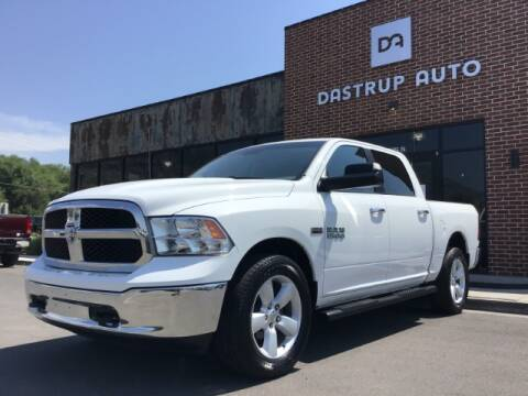 2017 RAM Ram Pickup 1500 for sale at Dastrup Auto in Lindon UT