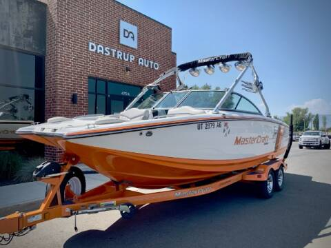 2009 Master Craft X-35 for sale at Dastrup Auto in Lindon UT