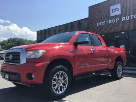 2007 Toyota Tundra for sale at Dastrup Auto in Lindon UT
