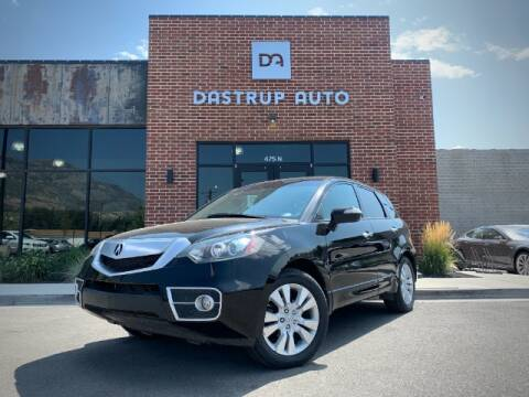 2011 Acura RDX for sale at Dastrup Auto in Lindon UT