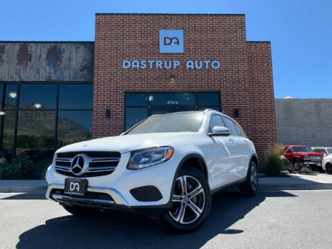 2018 Mercedes-Benz GLC for sale at Dastrup Auto in Lindon UT
