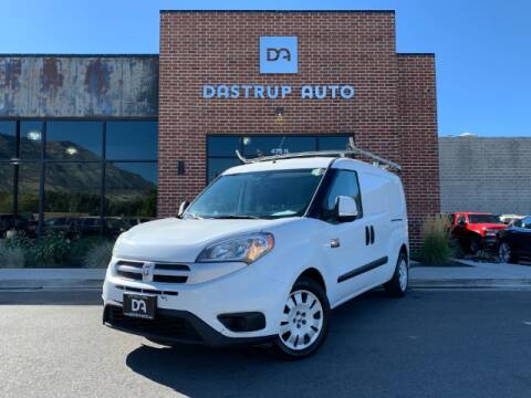 2015 RAM ProMaster City Wagon for sale at Dastrup Auto in Lindon UT