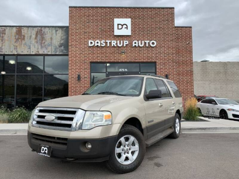 2007 Ford Expedition for sale at Dastrup Auto in Lindon UT