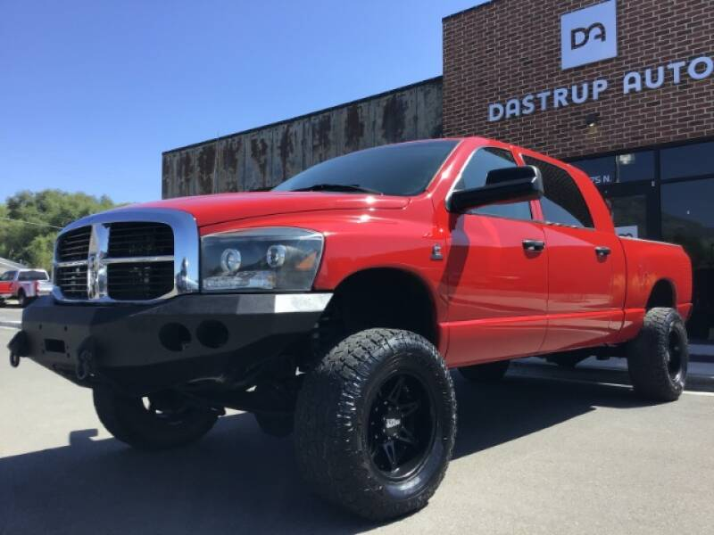 2006 Dodge Ram Pickup 2500 for sale at Dastrup Auto in Lindon UT