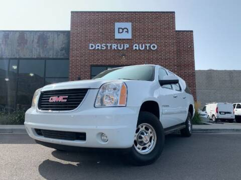 2007 GMC Yukon XL for sale at Dastrup Auto in Lindon UT