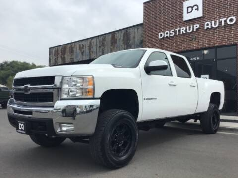 2007 Chevrolet Silverado 2500HD for sale at Dastrup Auto in Lindon UT
