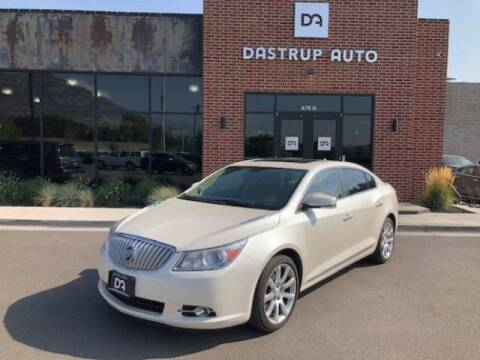 2012 Buick LaCrosse for sale at Dastrup Auto in Lindon UT