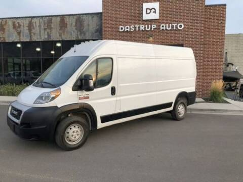 2019 RAM ProMaster Cargo for sale at Dastrup Auto in Lindon UT