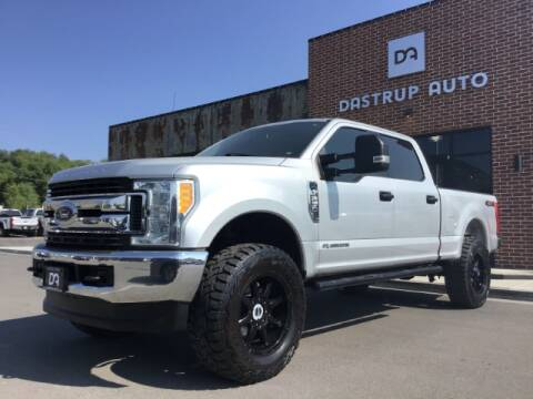 2017 Ford F-250 Super Duty for sale at Dastrup Auto in Lindon UT